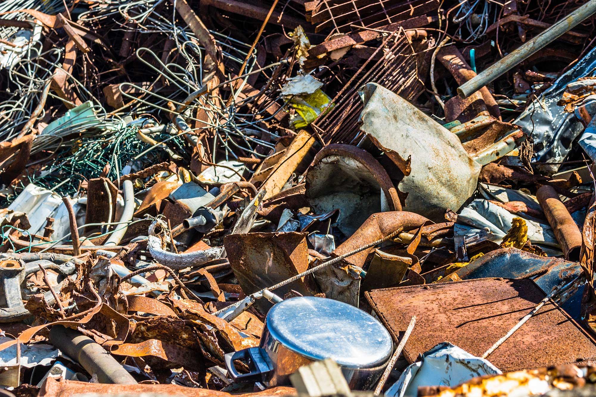 Scrap Iron Amp Ferrous Scrap Metal Prices In Philadelphia