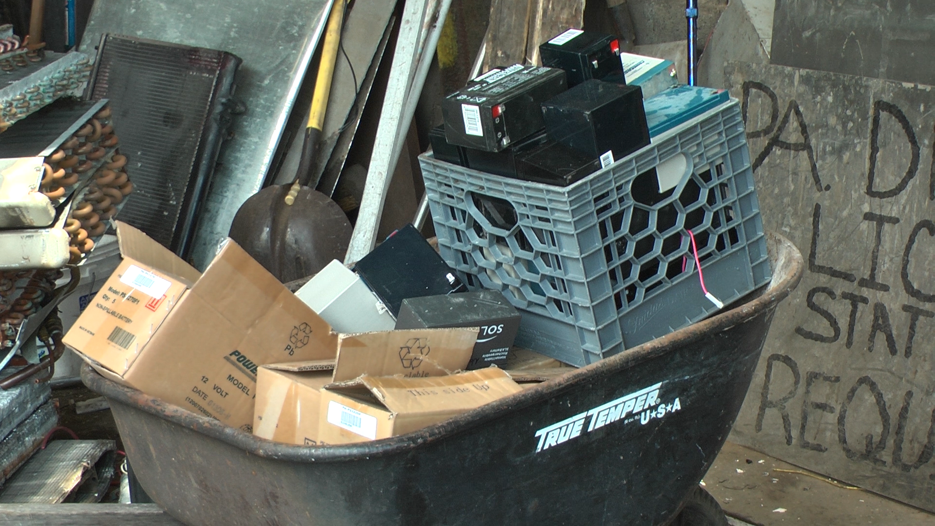 Used Car Batteries Near Me >> Cash to recycle Lead Batteries near me M. Dunn Recycling Center Scrap Metal Northeast ...