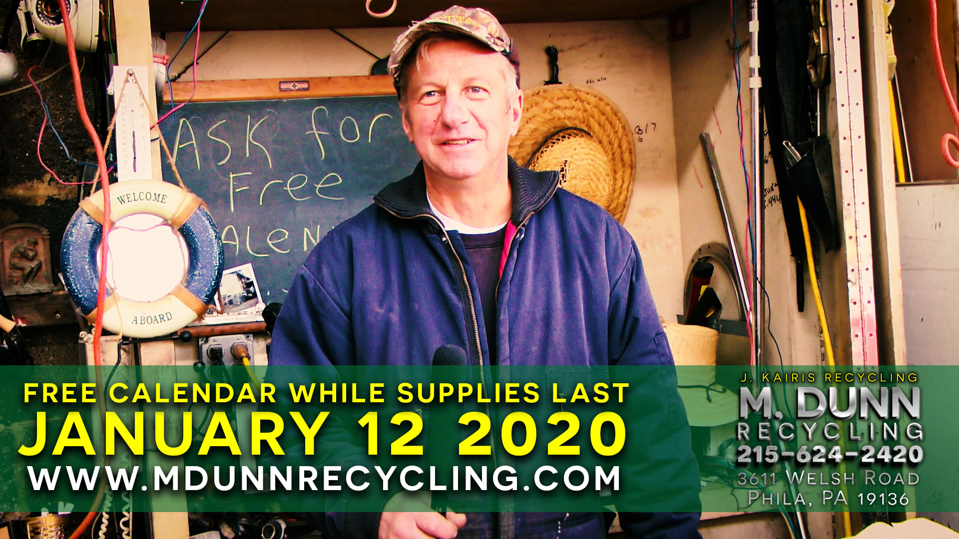 Scrap Metal Prices Philadelphia January 12, 2020 Get your FREE 2020 Calendar and how to test to see if metal is Brass or Die Cast, plus prices for December 22, 2019 Happy Holiday
