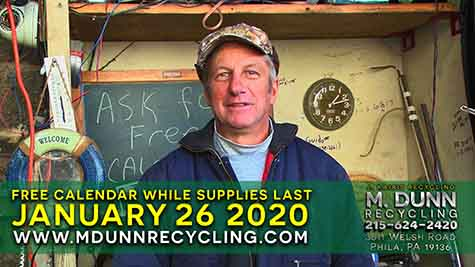 Scrap Metal Prices Philadelphia January 26, 2020 Get your FREE 2020 Calendar and how to test to see if metal is Brass or Die Cast, plus prices for December 22, 2019 Happy Holiday