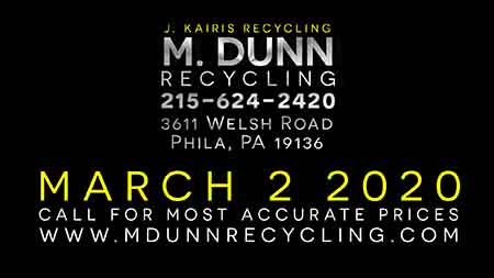 Scrap Metal Bucks County Philadelphia 215-624-2420 Holmesburg convenient to Bensalem, Levittown, Huntington Valley Jenkintown Elkins Park Falls Township