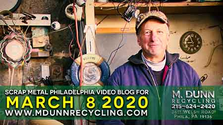 Scrap Metal Prices Philadelphia March 8, 2020 Get your FREE 2020 Calendar and how to test to see if metal is Brass or Die Cast, plus prices for December 22, 2019 Happy Holiday
