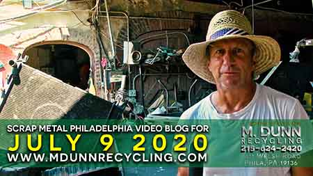 Scrap Metal Prices Philadelphia July 9 2020 Get your FREE 2020 Calendar and how to test to see if metal is Brass or Die Cast, plus prices for December 22, 2019 Happy Holiday